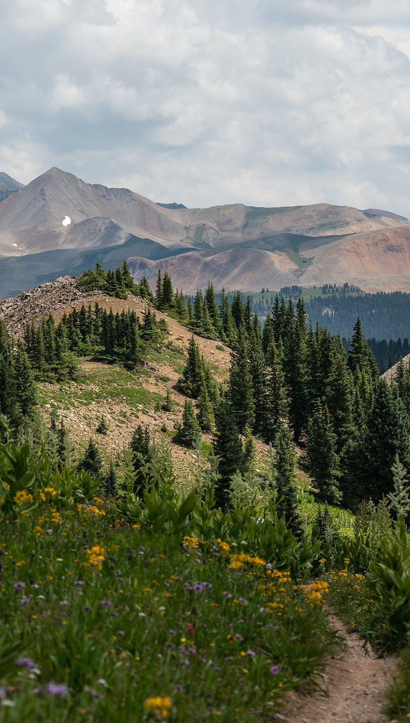 Durango Gathering 21 - Mountains