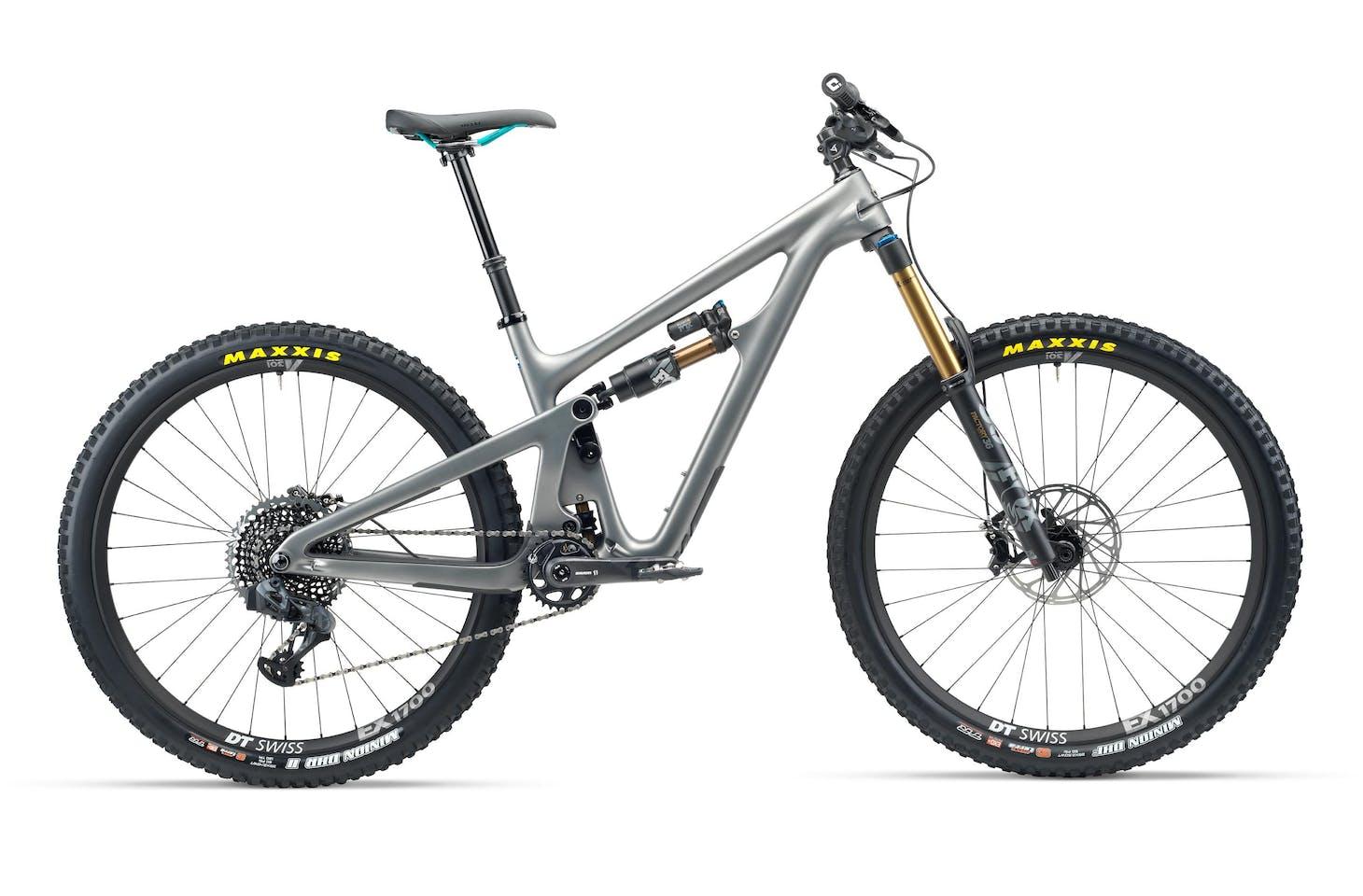 Yeti bike model SB150