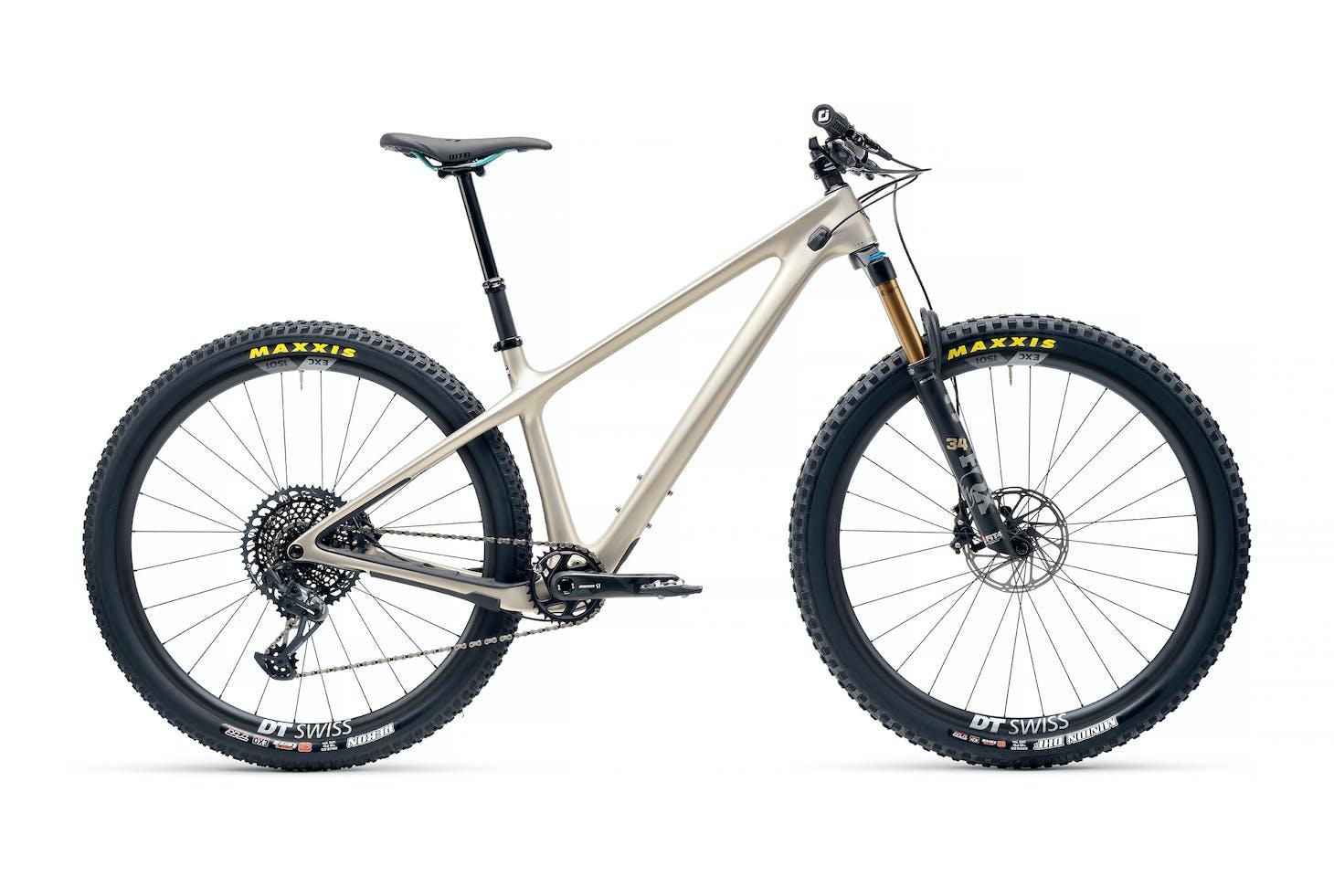 2022 Yeti ARC T2 Dom Carbon Wheels