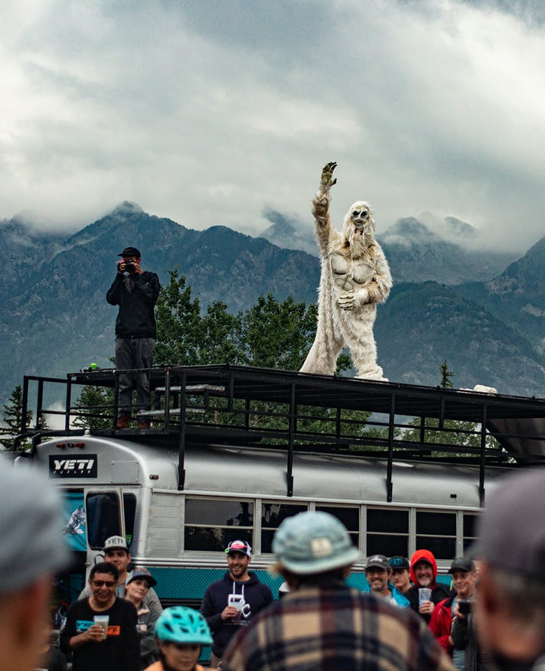Durango Gathering 21 - The Yeti