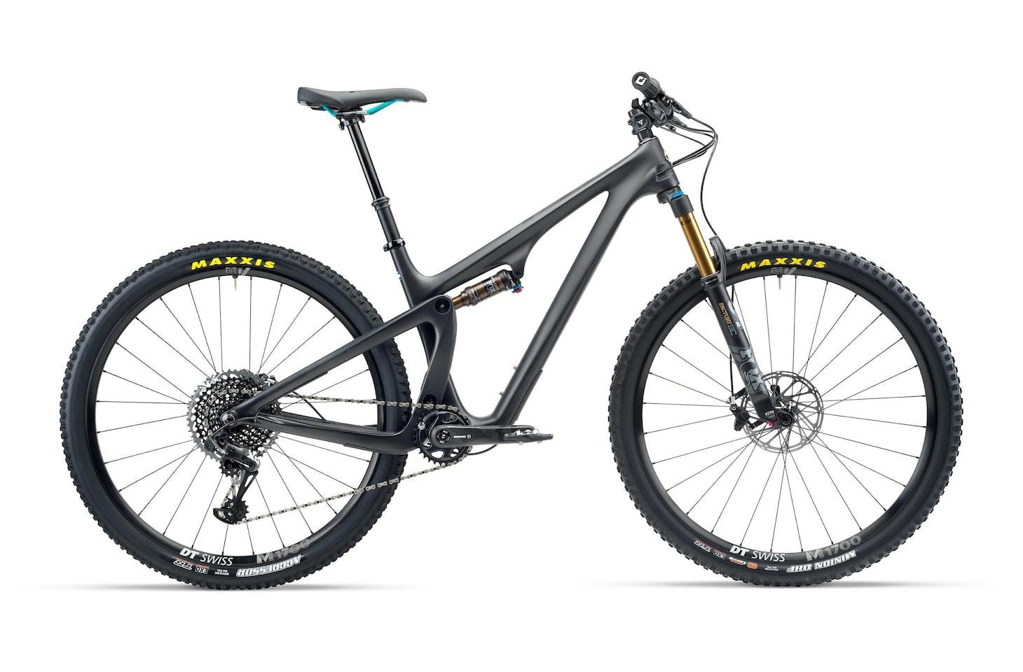 Yeti bike model SB100
