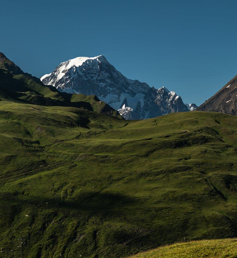 EWS.4 La Thuile Landscape mountains