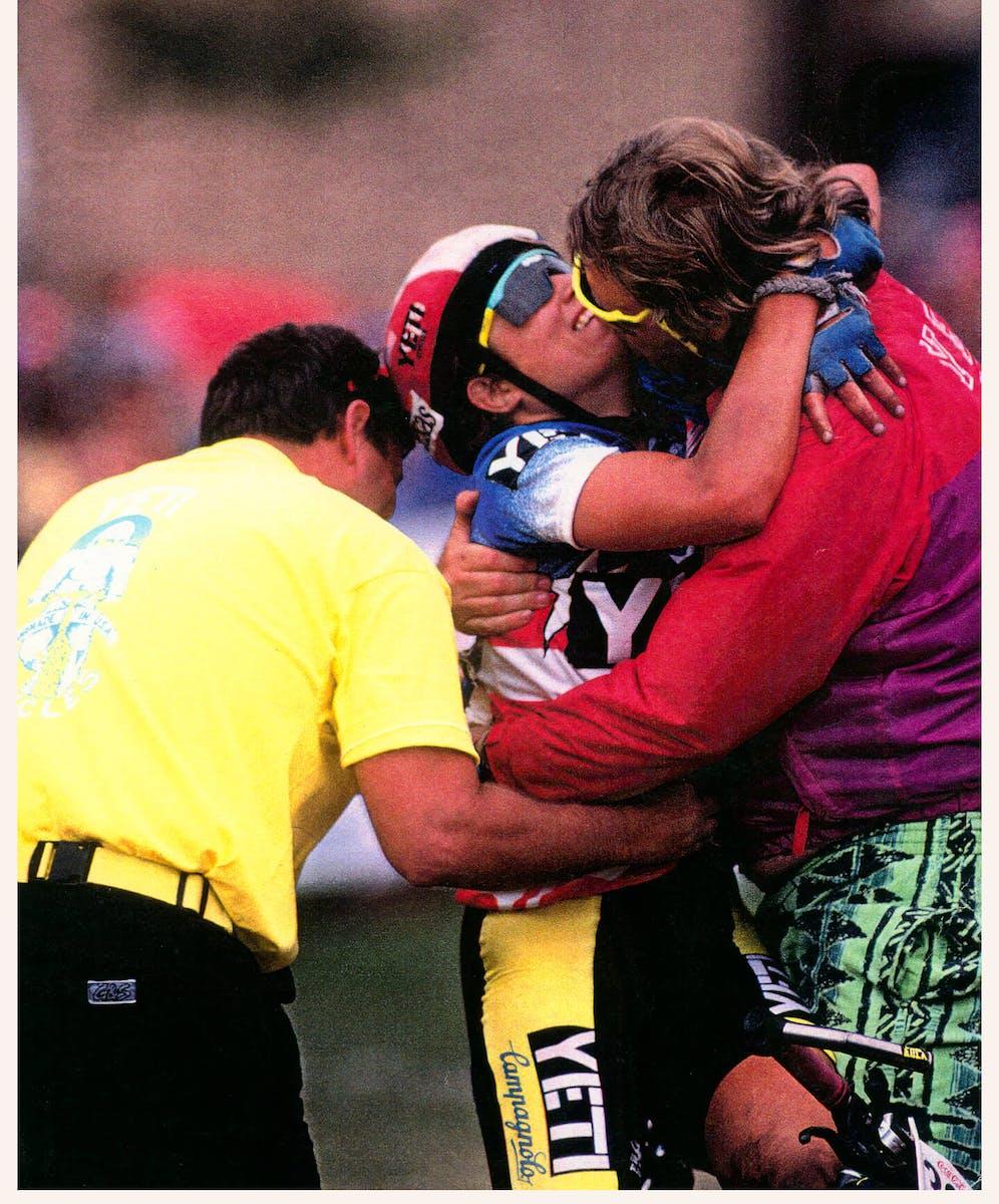 1990 Juli Furtado XC world champion
