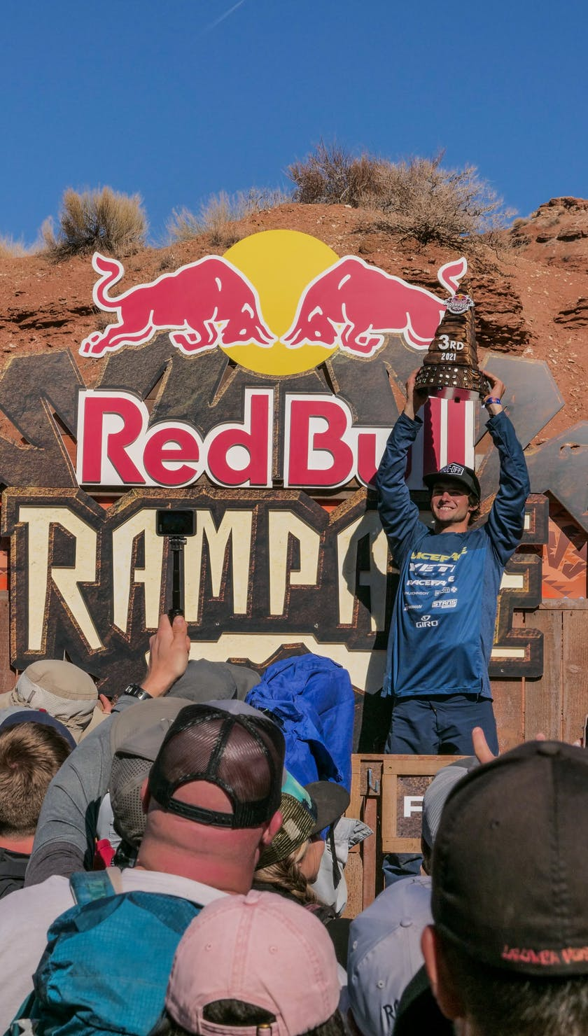 Reed Boggs Rampage - 3rd place