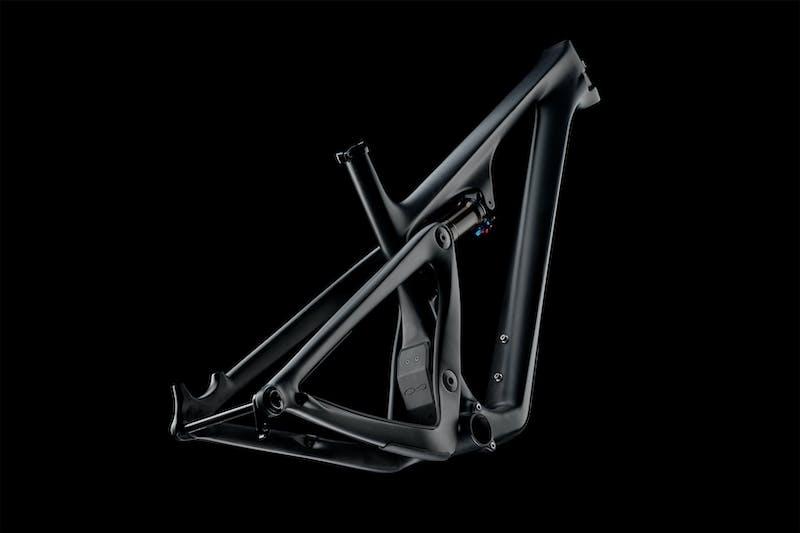 Raw Carbon SB100 Frame