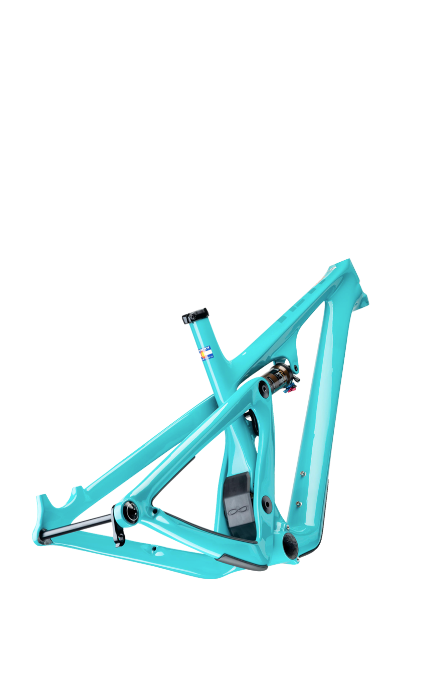 SB100 Frame in Turq