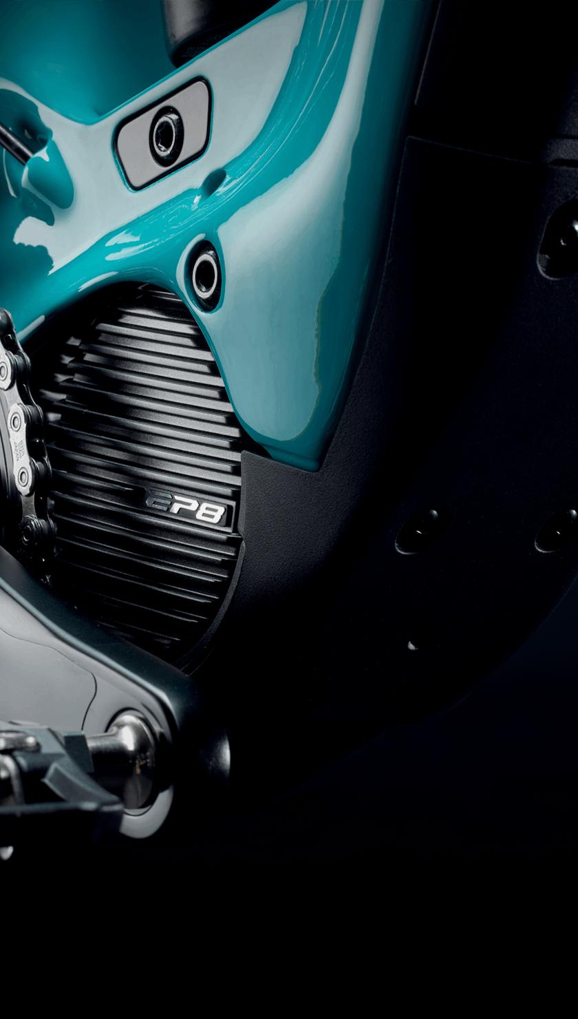 Yeti 160E Motor