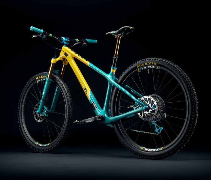 2021 YetiCycles ARC 35th Anniversary Dark