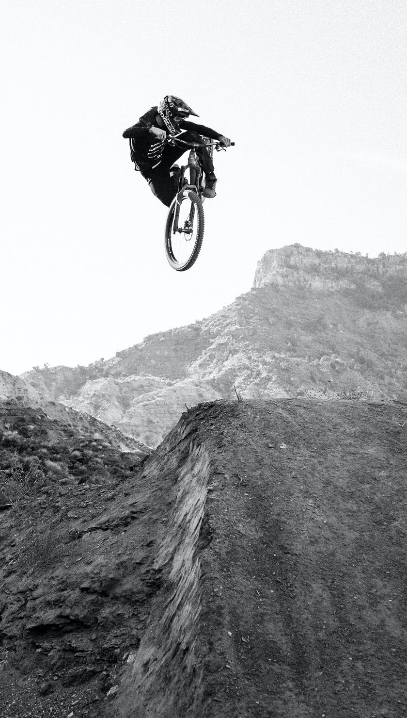 Reed Boggs From Then Till Now - Style B&W