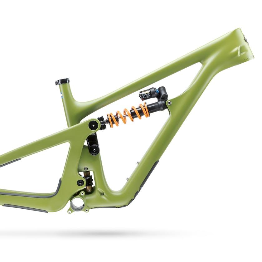 2021 SB165 Frame Moss