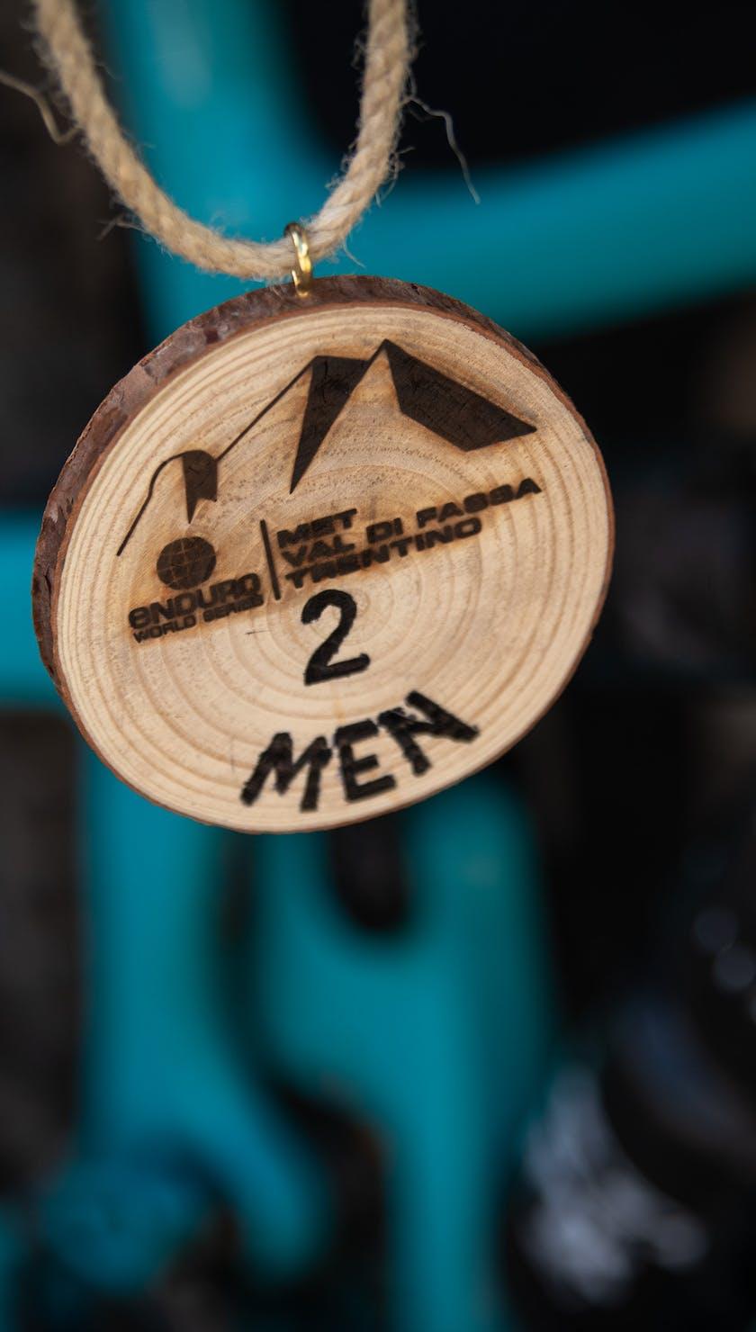 EWS '21 Canazei 2 wood metal