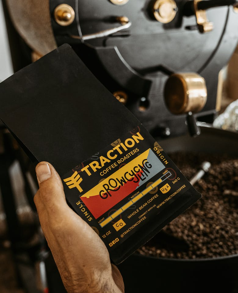 Traction Coffee Grow Cycling
