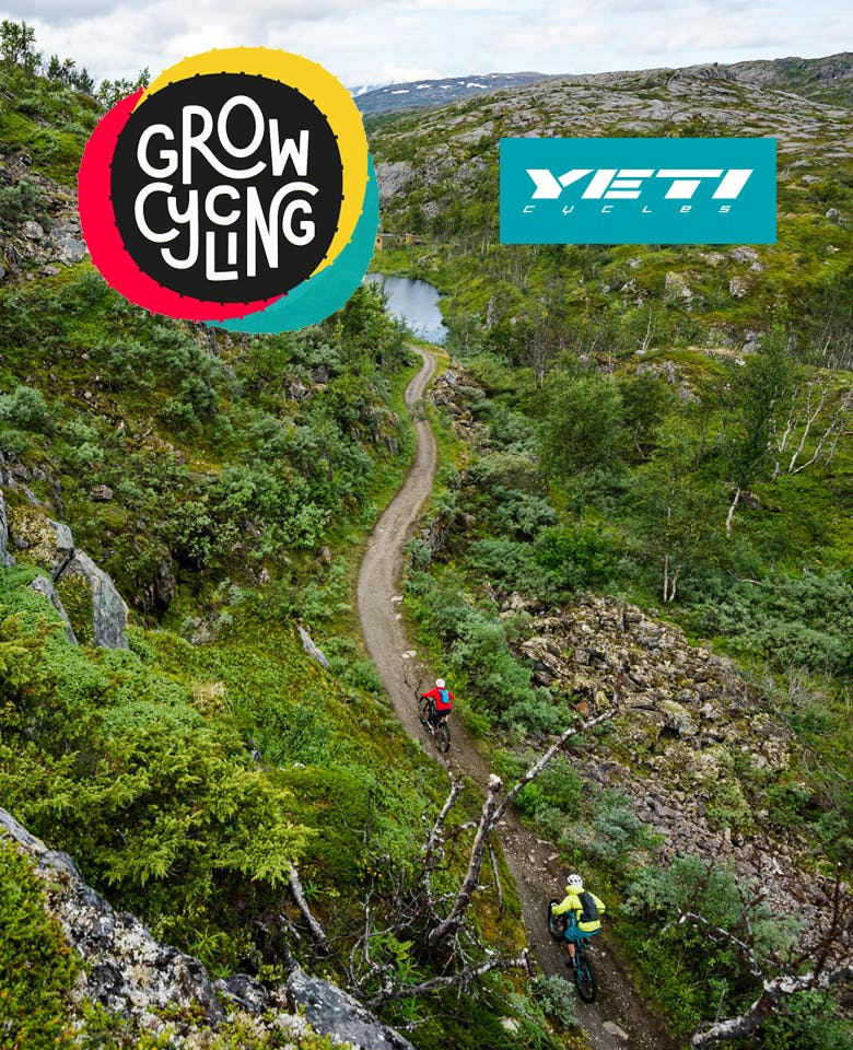 Yeti Cycles and Grow Cycling