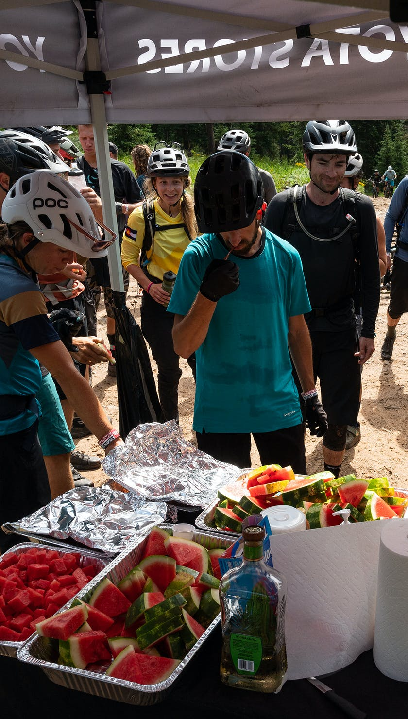 Durango Gathering 21 - Snack Spot