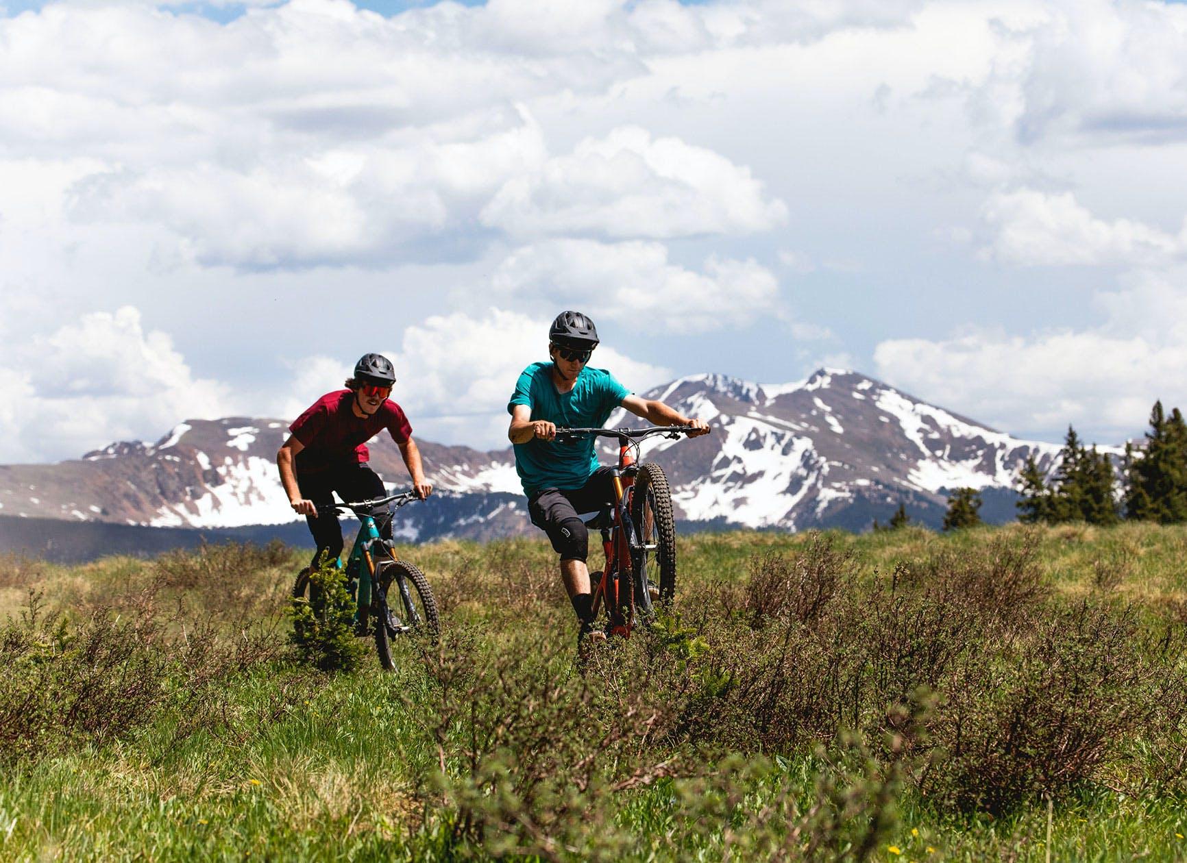 Yeti SB140 full review trail bike
