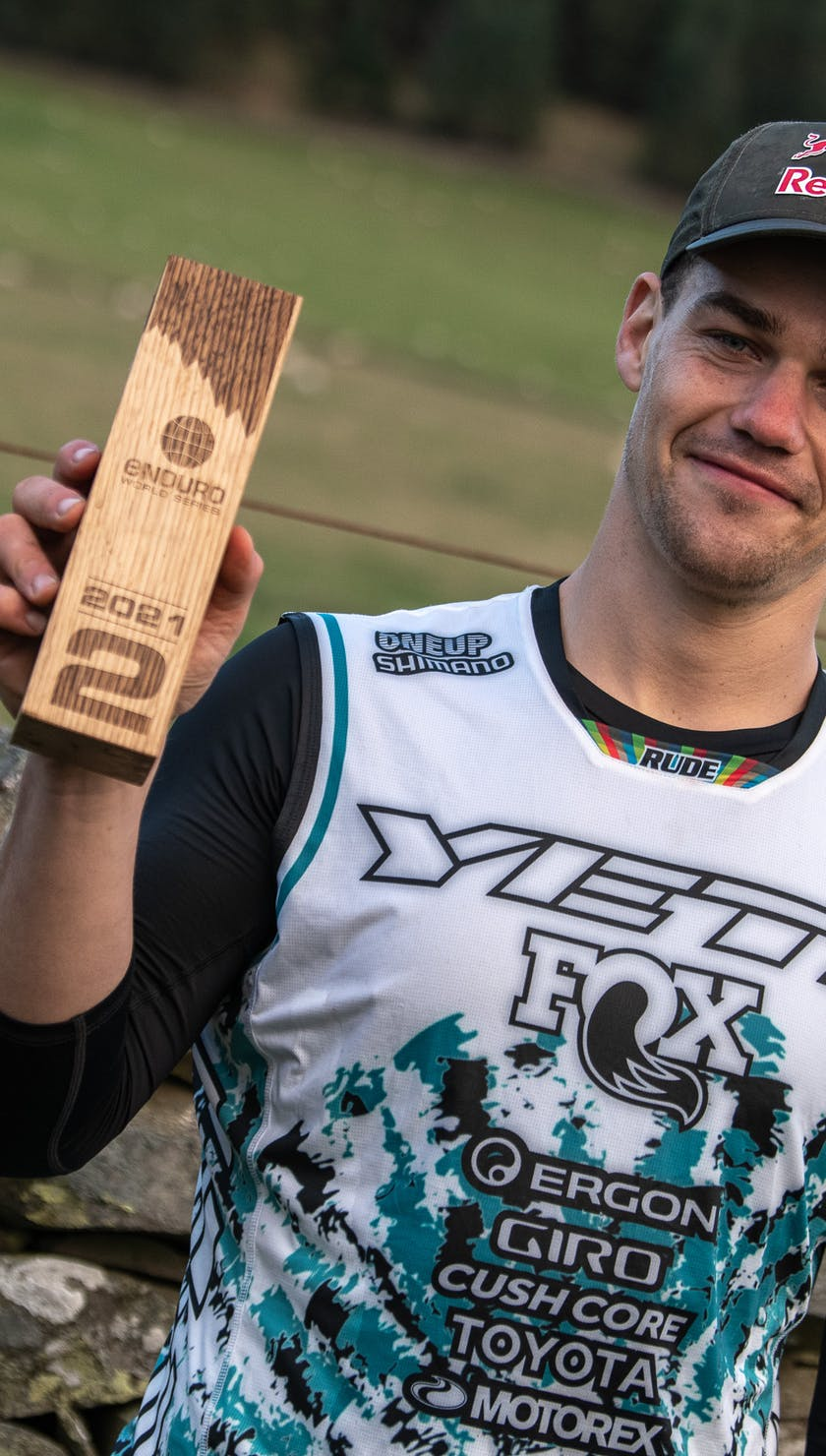 EWS 9 Tweed Valley - 2nd overall
