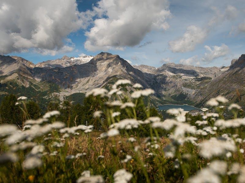 EWS '21 Crans Montana - Mountains
