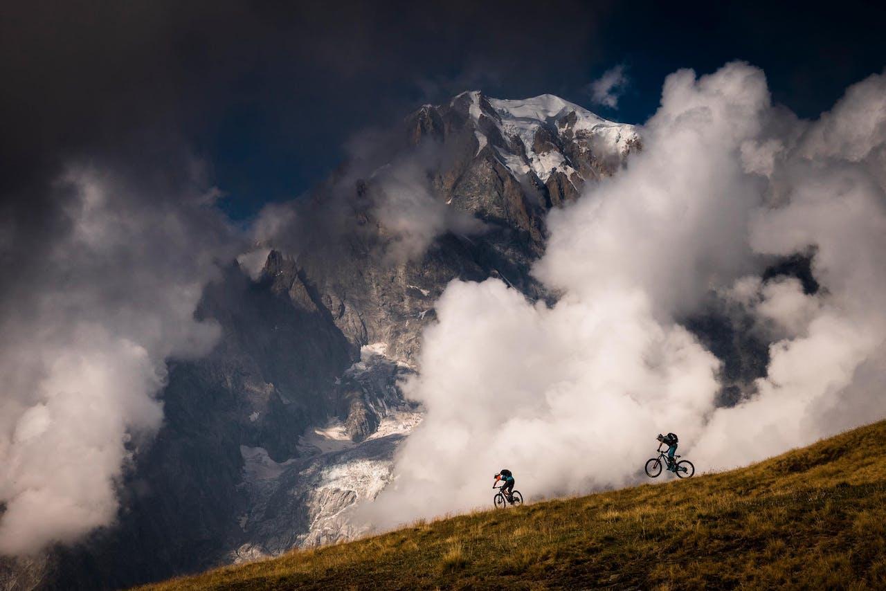 Around the White Mountain