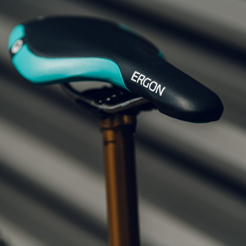 Ergon Yeti Saddle
