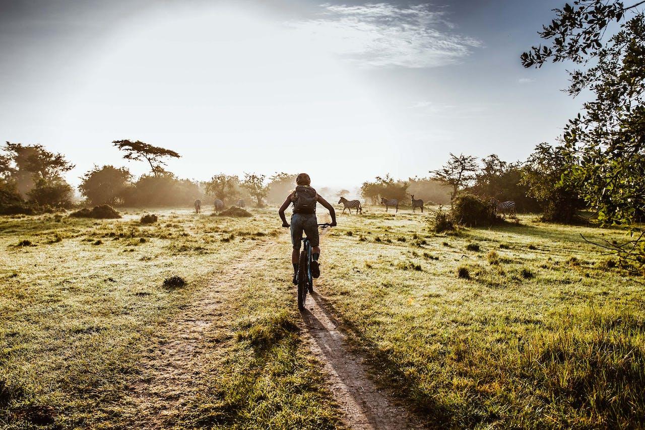 Nicole Baker in Uganda