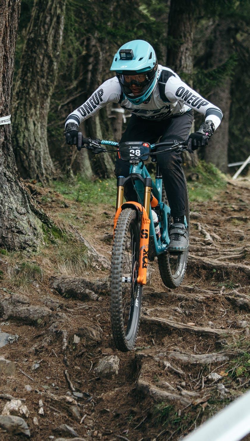 EWS '21 Crans Montana - Kasper Woolley