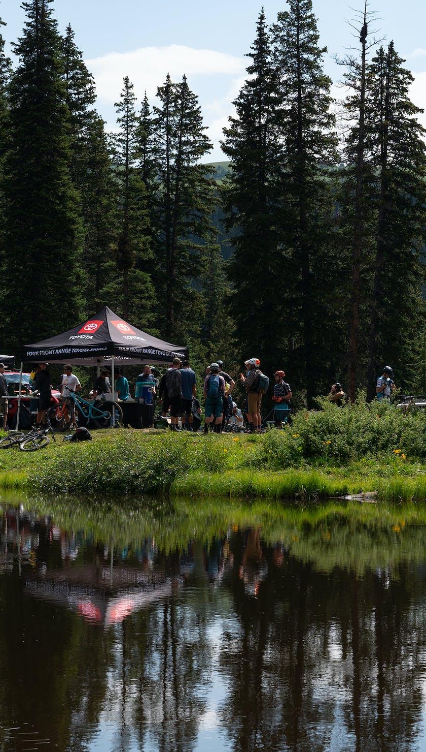 Durango Gathering 21 - Celabration Lake