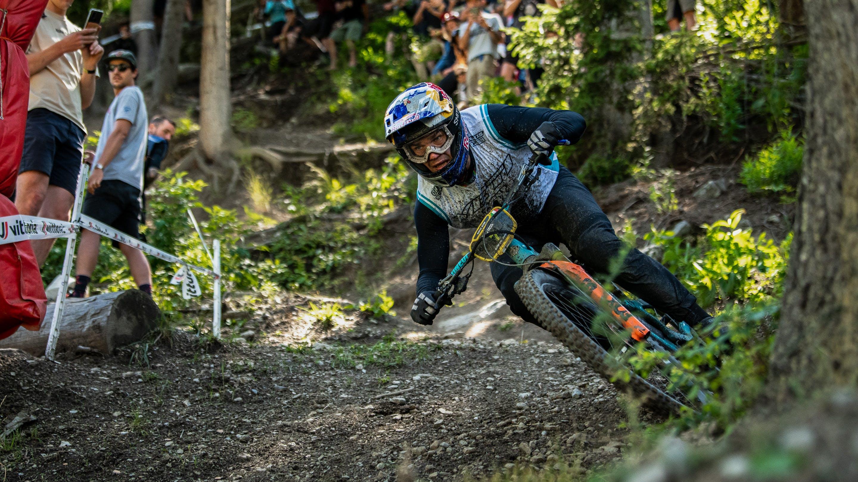 EWS.4 La Thuile Race 2 Richie Rude