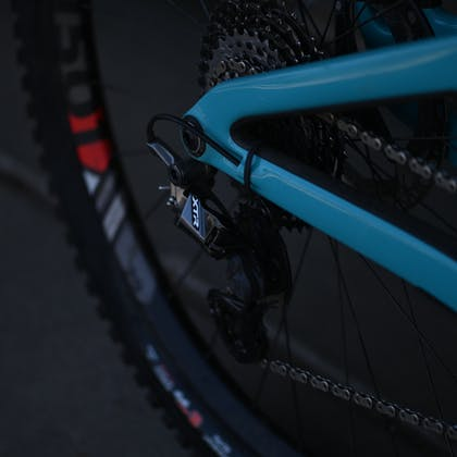 Shimano XTR on Shaun Neers 2020 Yeti SB150 Race Bike
