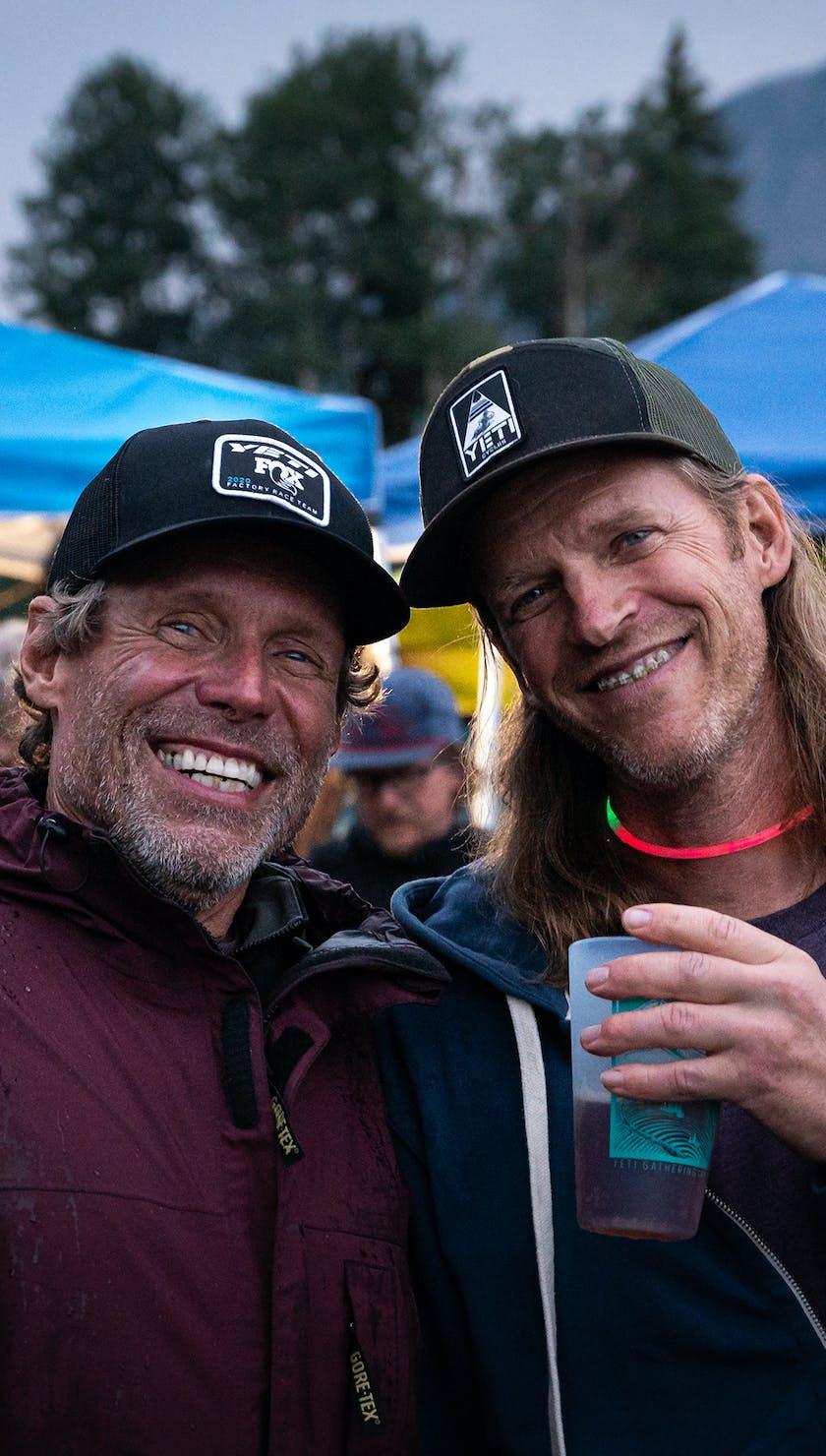 Durango Gathering 21 - Big Joe and Hoog