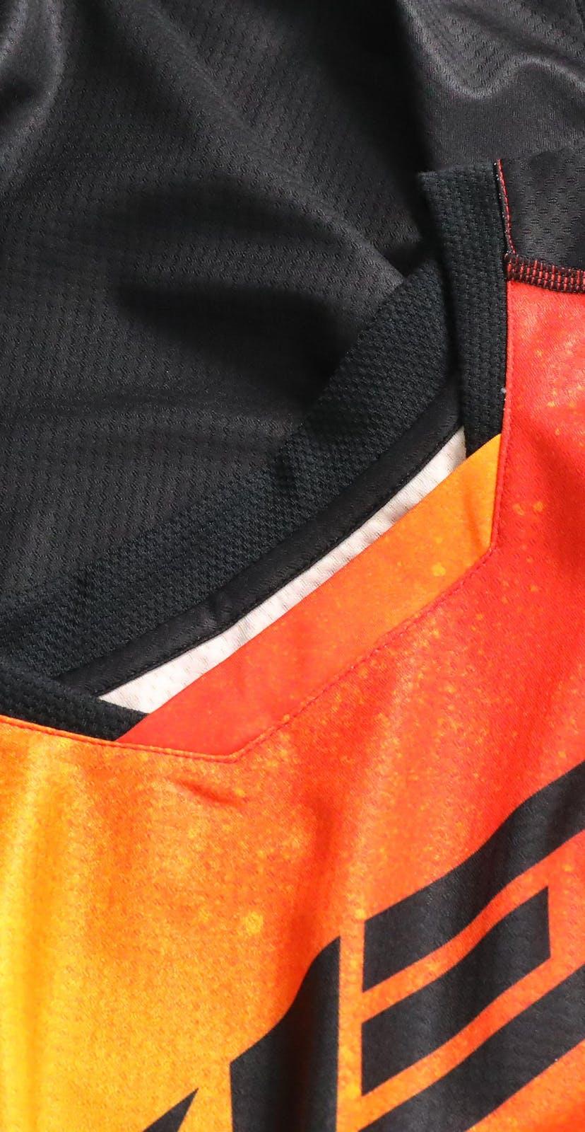 2020 Enduro Jersey Detail 2