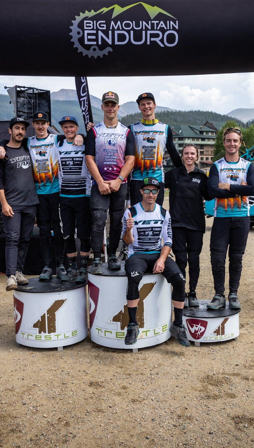BME 21 Winter Park - The Whole Team