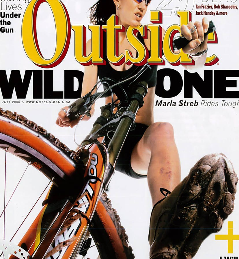 2000 July Outside Cover