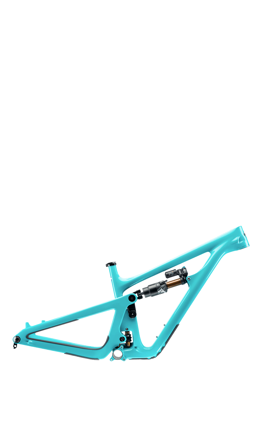 SB150 Frame in Turquoise
