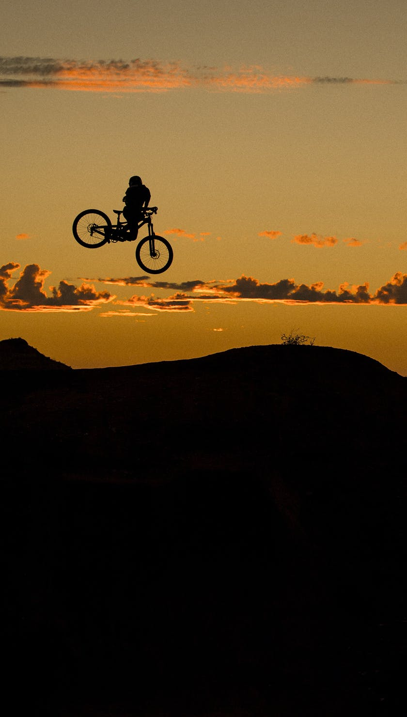 Reed Boggs From Then Till Now - Sunset whips