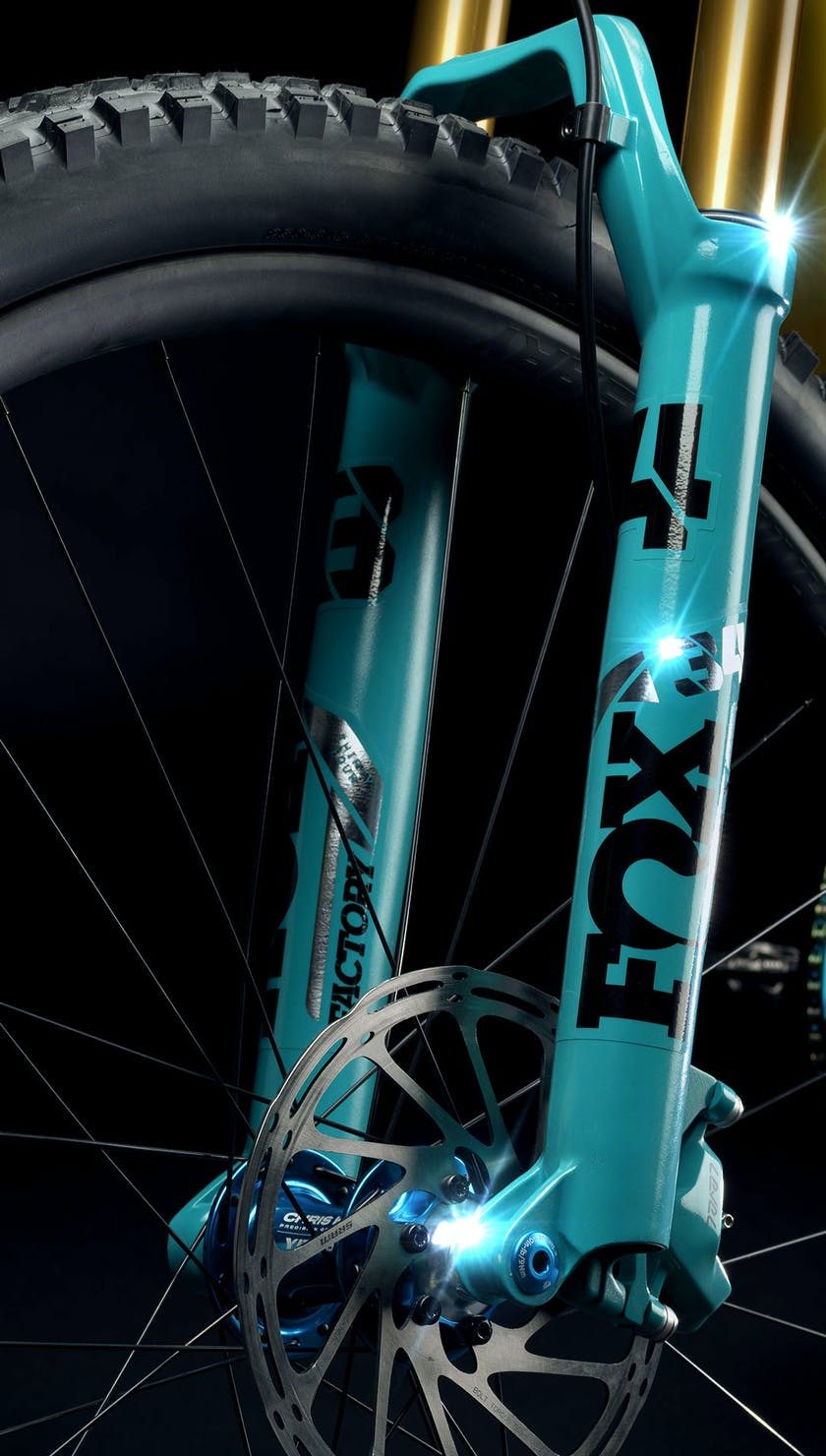 ARC 35th Anniversary Fork Image