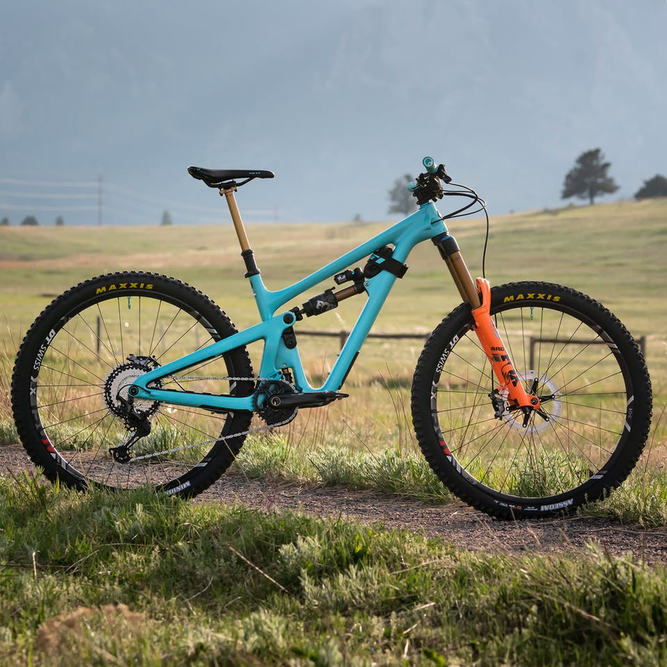 2020 Yeti Fox Devo Team Bike