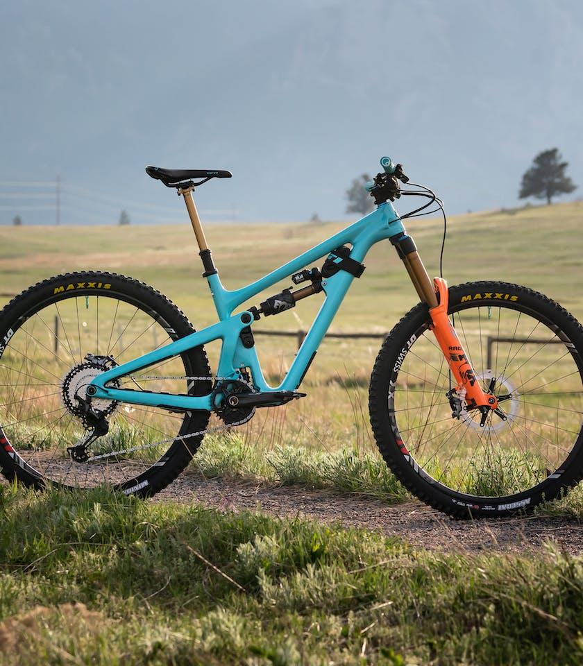 2020 Yeti Fox Devo Team Bike