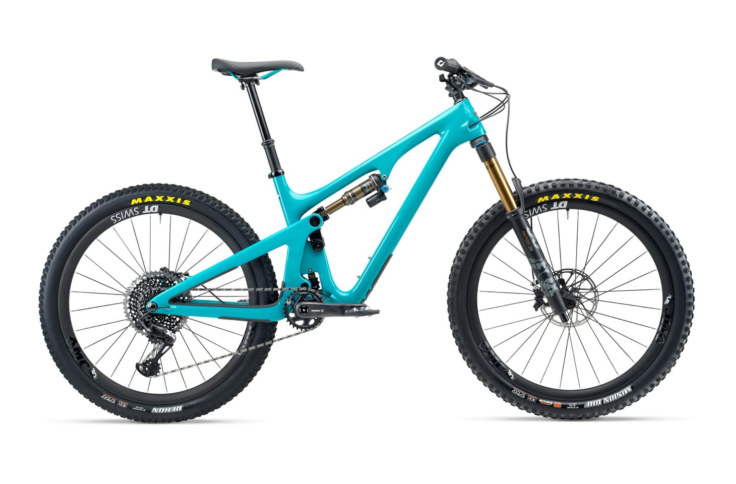 Yeti bike model SB140