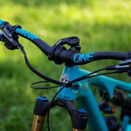 Jared Graves ONEUP Pro Team Bike Check SB130
