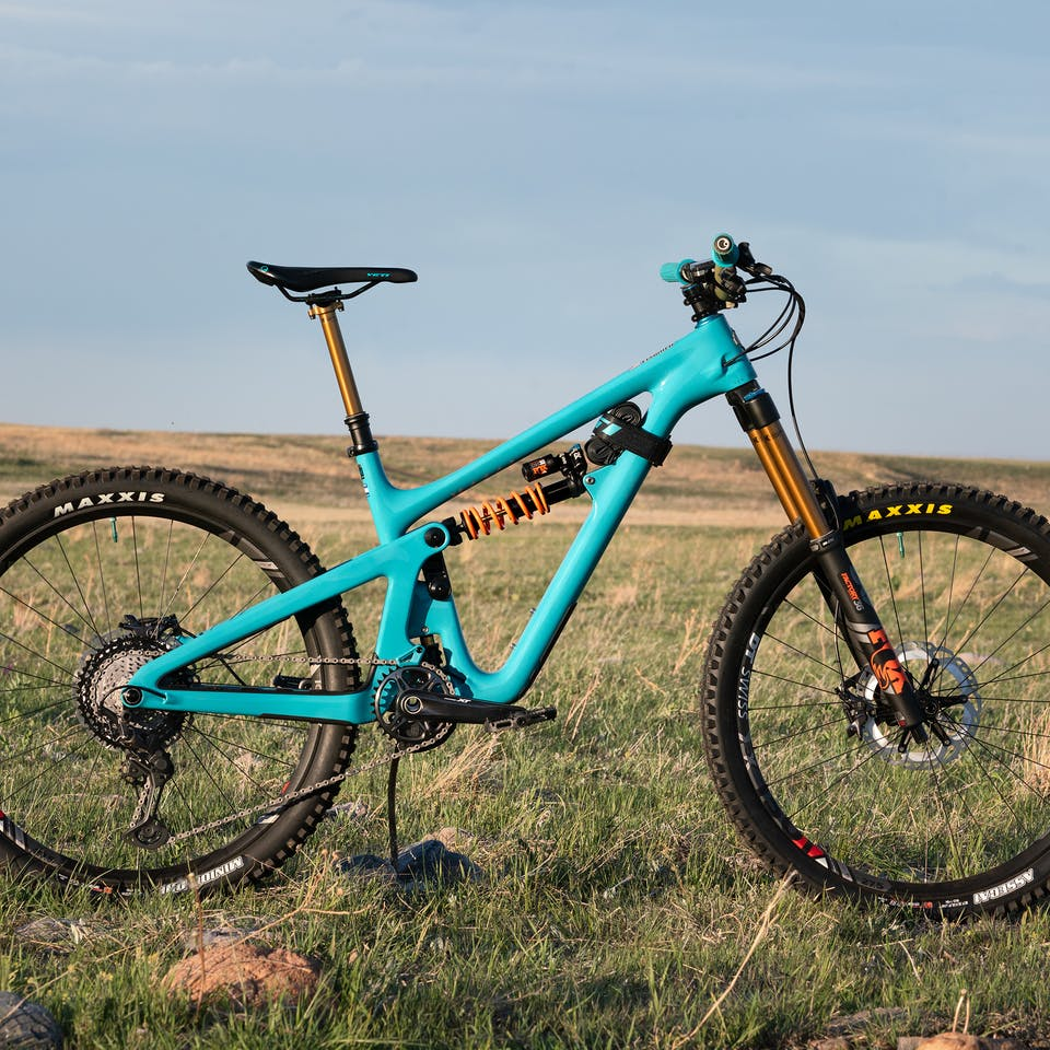 Carson Eiswald 2020 Race Bike