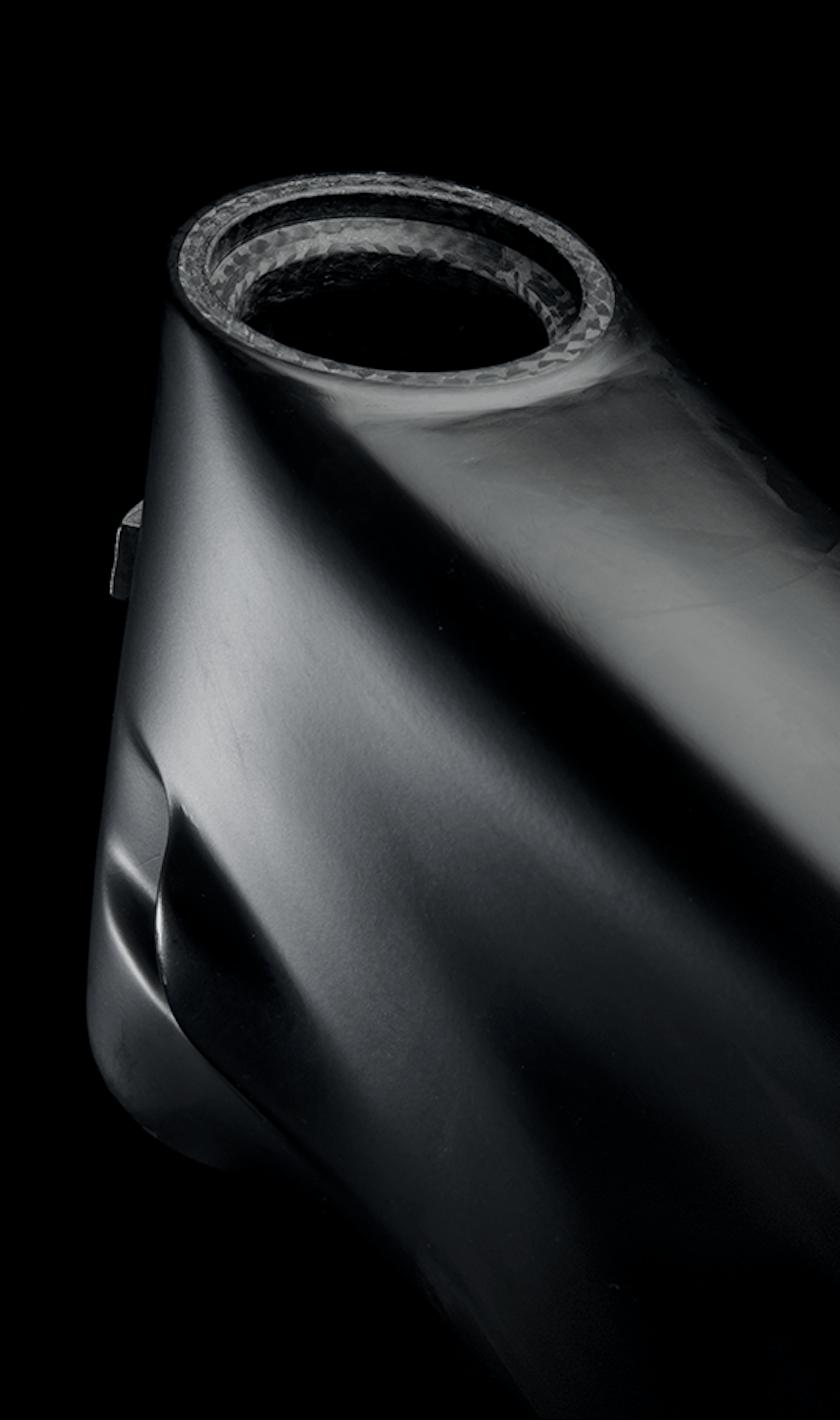 SB165 Head tube