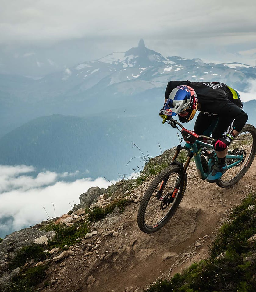 Richie Rude - Top of the World in Whistler