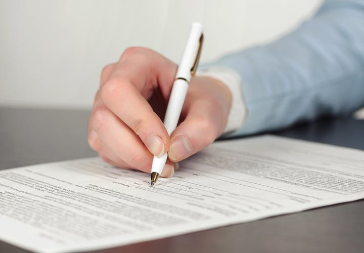 sign contract job interview tips for domestic helpers