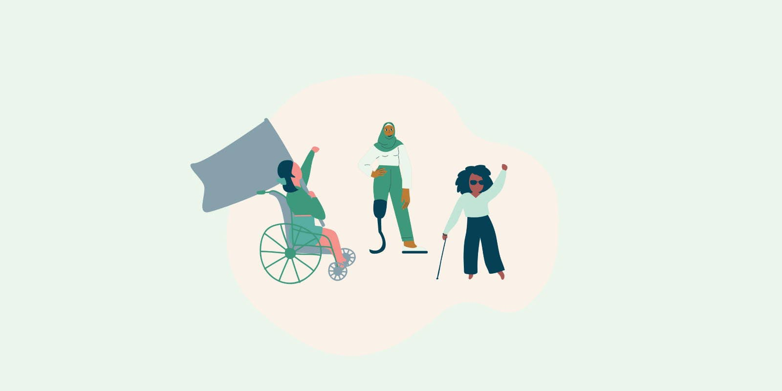 Managing Periods With A Disability