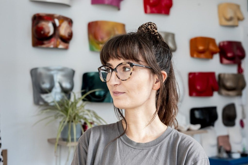 Lydia Reeves Of The Vulva Diversity Project