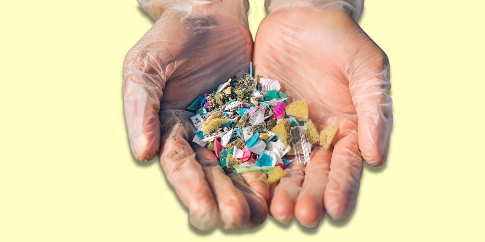 Microplastics In Cosmetics
