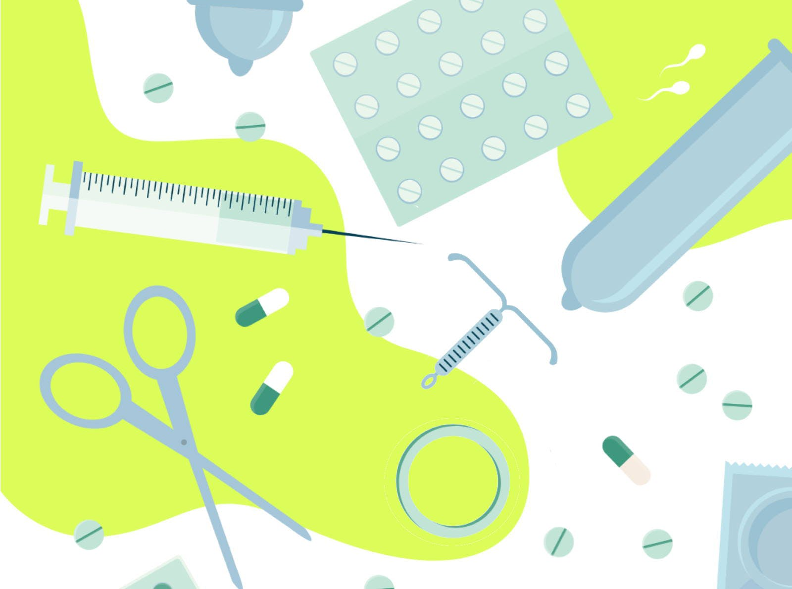 Contraception & Your Cycle