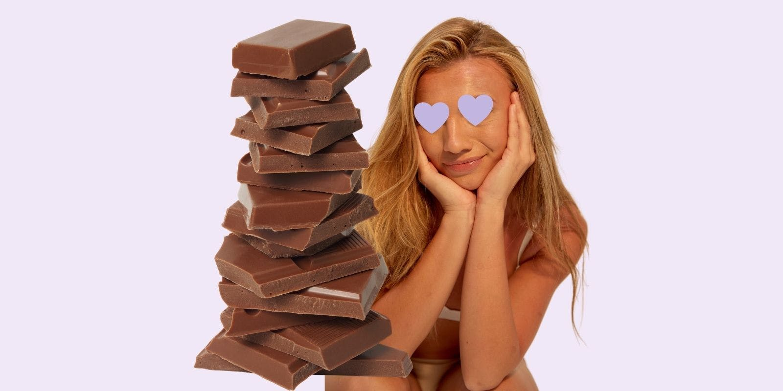 Period Chocolate Cravings
