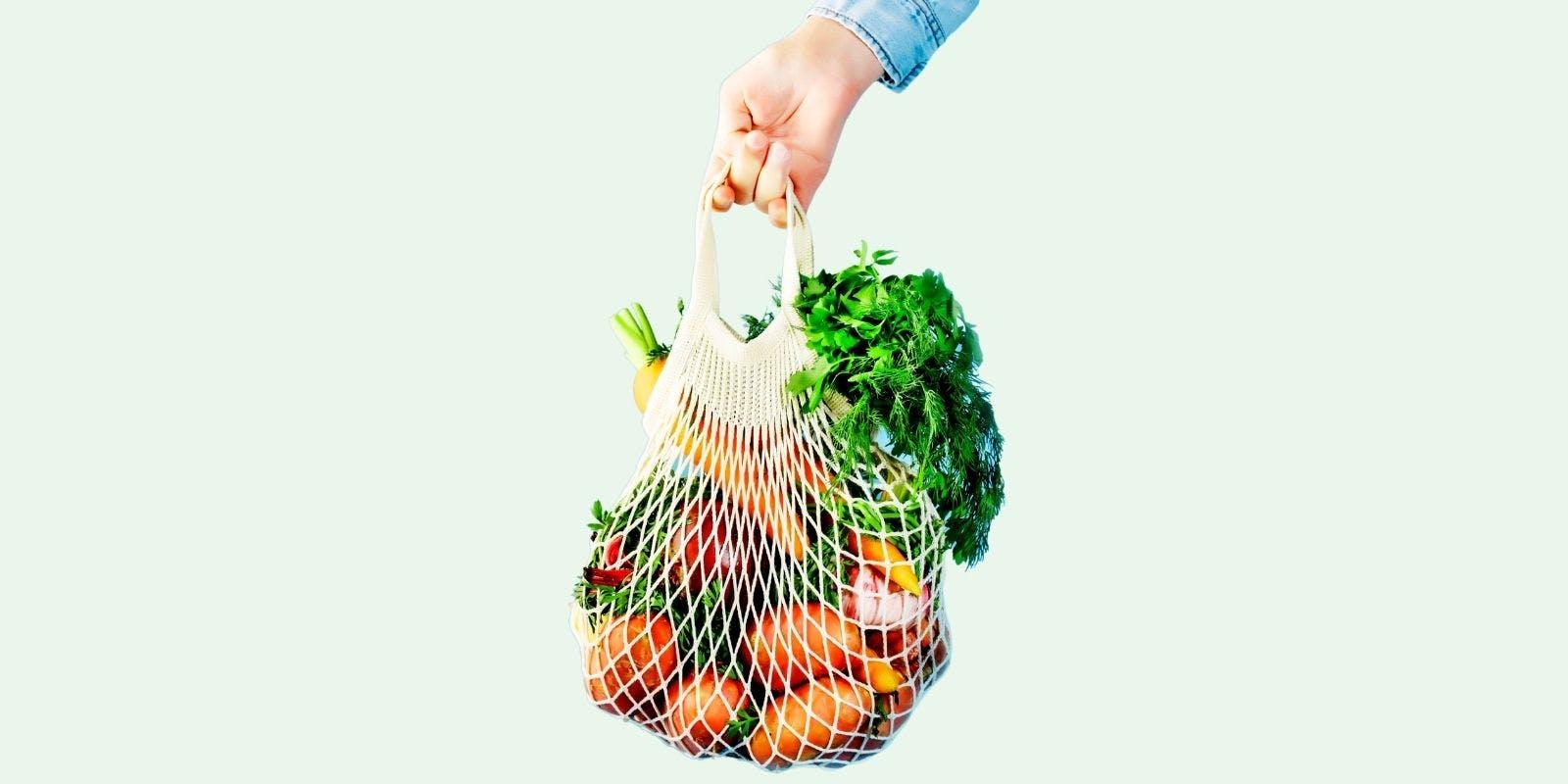 Plastic-Free Food Shopping