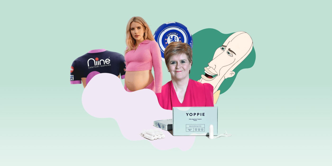 Yoppie's Roundup: The Best Menstrual Health Moments Of 2020
